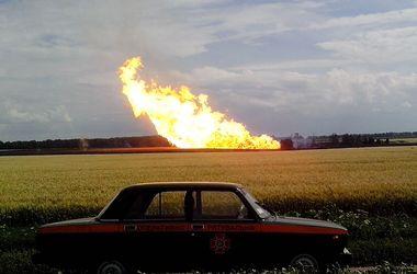 """Взрыв на газопроводе играет на руку строителям """"Южного потока"""" – Яценюк"""