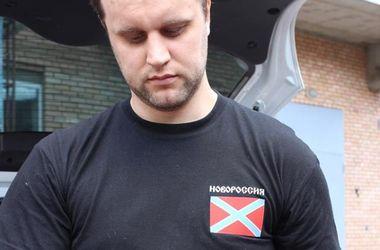 """Губарев заявил, что у """"ДНР"""" есть танки и """"Град"""""""