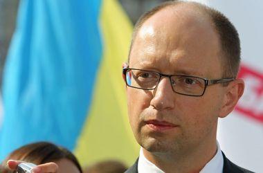 Яценюк поручил срочно усилить охрану украинской ГТС