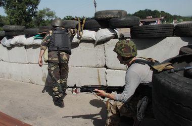 Ночью в Донецке снова стреляли