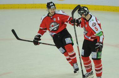 В Украине создается профессиональная хоккейная лига