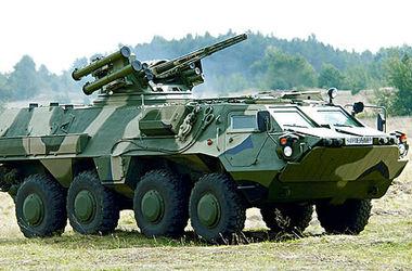 Украинская армия закупит тысячу БТР – СНБО