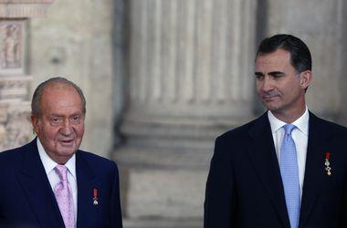 Фелипе VI станет королем Испании в сенате - без короны