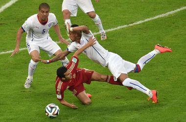 Конец эры доминирования испанского футбола