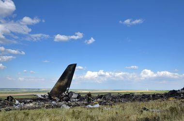 Террористы передали украинским военным тела погибших десантников с ИЛ-76