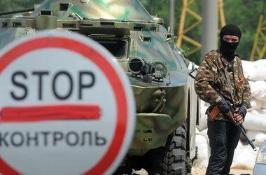 В Донецке по ночам стреляют, а в магазинах исчезли сигареты