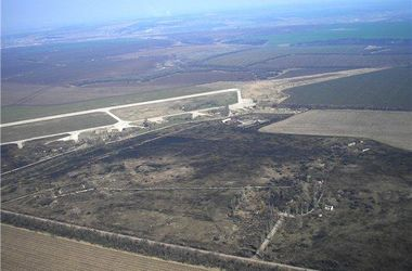Боевики обстреляли украинских военных на территории Краматорского аэродрома