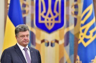 Завтра Порошенко официально представит свой мирный план по Донбассу