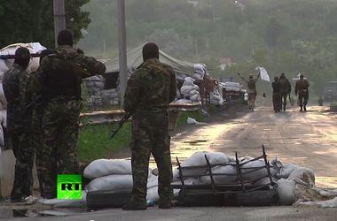 В Луганске состоялся обмен телами погибших между боевиками и силовиками