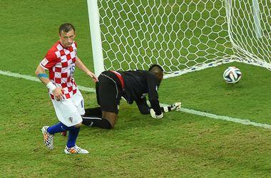 Форвард сборной Хорватии перед матчем порезал ногу в ванной
