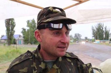 """Доброволец батальона """"Айдар"""" о милиции: """"Они не хотят работать, говорят - мы не даем им брать взятки"""""""