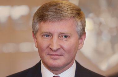 Ринат Ахметов дал комментарий перед встречей у Президента Украины по мирному урегулированию ситуации на Донбассе