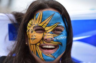 ЧМ-2014: онлайн матча Уругвай - Англия