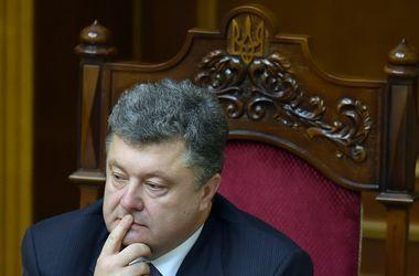 Порошенко представил мирный план по урегулированию ситуации на востоке страны