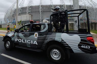 10 английских фанатов пострадали в результате взрыва около фан-зоны в Сан-Паулу