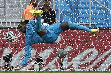 Сборная Колумбии выигрывает второй матч на ЧМ-2014