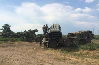 """Тымчук: Террористы завезли из России как минимум три """"Града"""""""