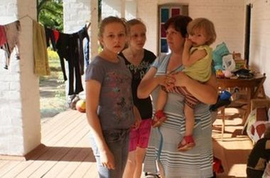 Регионы Украины готовы принять более 80 тысяч беженцев
