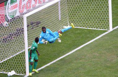 Лучшие кадры с матча Колумбия - Кот-д