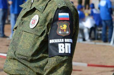 В Крыму начала работать российская военная полиция