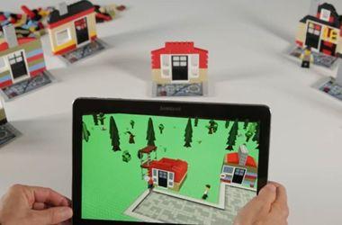 Постройки из кубиков Lego можно будет перенести в виртуальную реальность