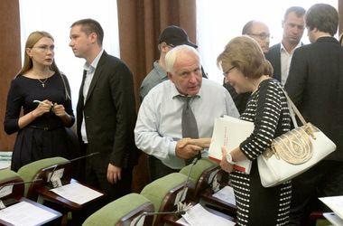 Как депутаты Киевсовета поделили комиссии (список)