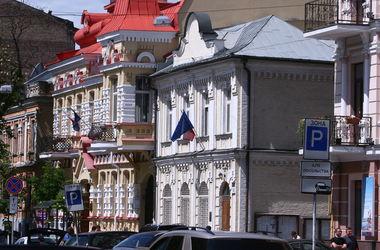 Элитный земельный участок в самом центре Киева вернули в собственность города
