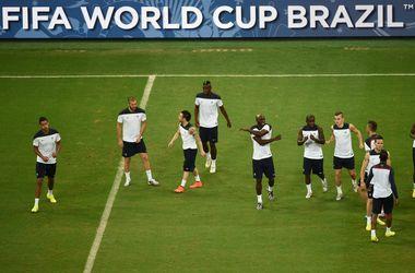 Где смотреть матч Швейцария - Франция