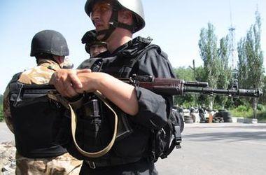 Украинские силовики прекратили огонь на востоке