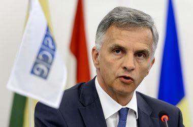 Глава ОБСЕ призвал стороны конфликта в Украине соблюдать мир