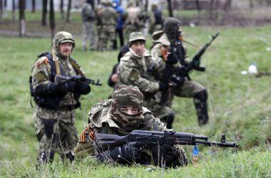 Боевики  атаковали   украинских военных на Донбассе, когда  те  прекратили огонь