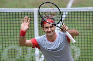 """Роджер Федерер: """"Со Стаховским не встретимся до финала Уимблдона. Для меня это хорошо"""""""