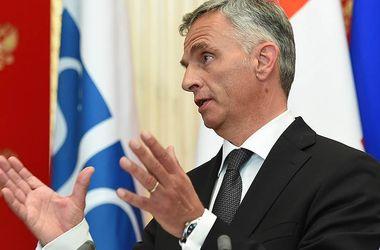 Председатель ОБСЕ  пригласил Порошенко на конференцию по политике безопасности ОБСЕ в Вене
