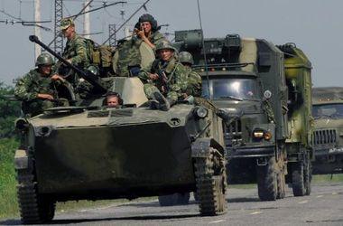 Российская  армия будет усиленно маневрировать у границ Украины до завершения перемирия