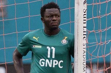 Игрок сборной Ганы перед матчем с Германией раздавал деньги малоимущим бразильцам
