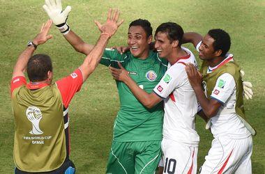 """Марадона: """"В ФИФА раздражены тем, что Коста-Рика пробилась в плей-офф ЧМ-2014"""""""