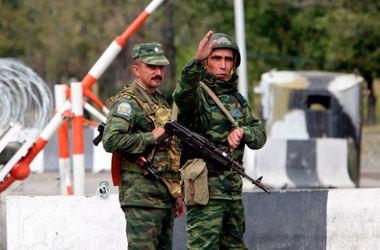 Все   пункты  пропуска в Ростовской области  функционируют – российская  погранслужба