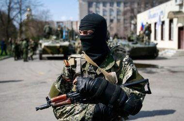 В Полтаве террористы взяли в плен украинских активистов