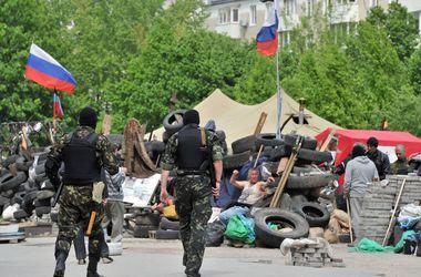 Террористы обстреляли семь блокпостов украинских военных -  СНБО  Украины