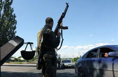 Боевики продолжают нападения на блокпосты сил АТО – СНБО