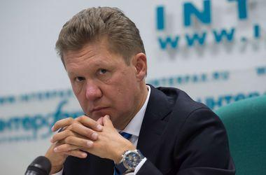 Миллер объяснил, почему РФ отказалась от газовых переговоров с Украиной