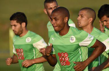 Алжирцы получат по 50 тысяч евро за победу над сборной России