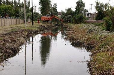 В Одессе очистят Румынский канал
