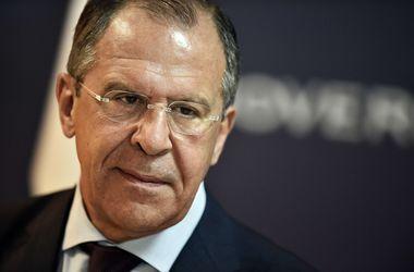 Лавров хочет, чтобы Украина предупреждала, куда отправляет вертолеты