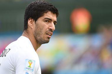 ФИФА дисквалифицировала Суареса на 9 матчей