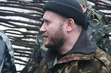 В Днепропетровске задержали террористов, которые готовили покушение на Яроша и руководство ОГА