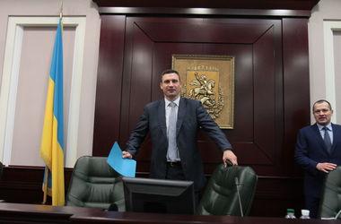 Глава АП представил Кличко как главу КГГА