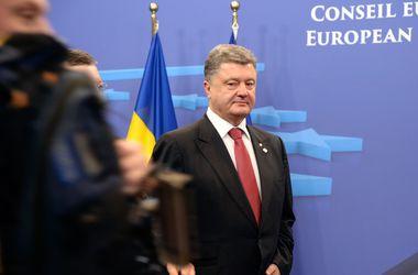 Порошенко рассказал, когда Украина вступит в ЕС