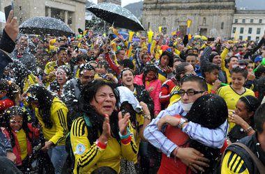 Власти Колумбии установили запрет на продажу алкоголя в день матча с Уругваем