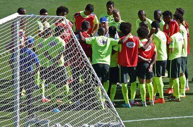 Где смотреть матч Бразилия - Чили